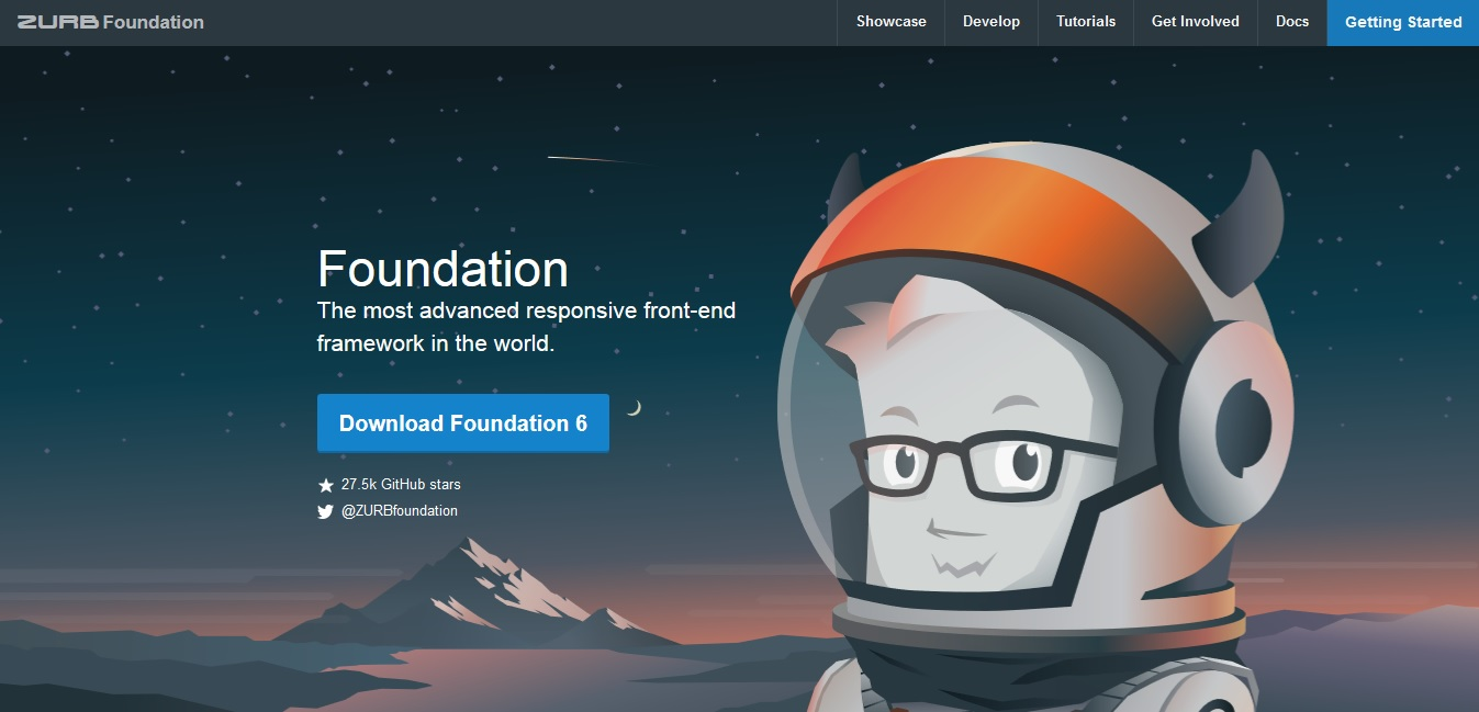 image for foundation library website