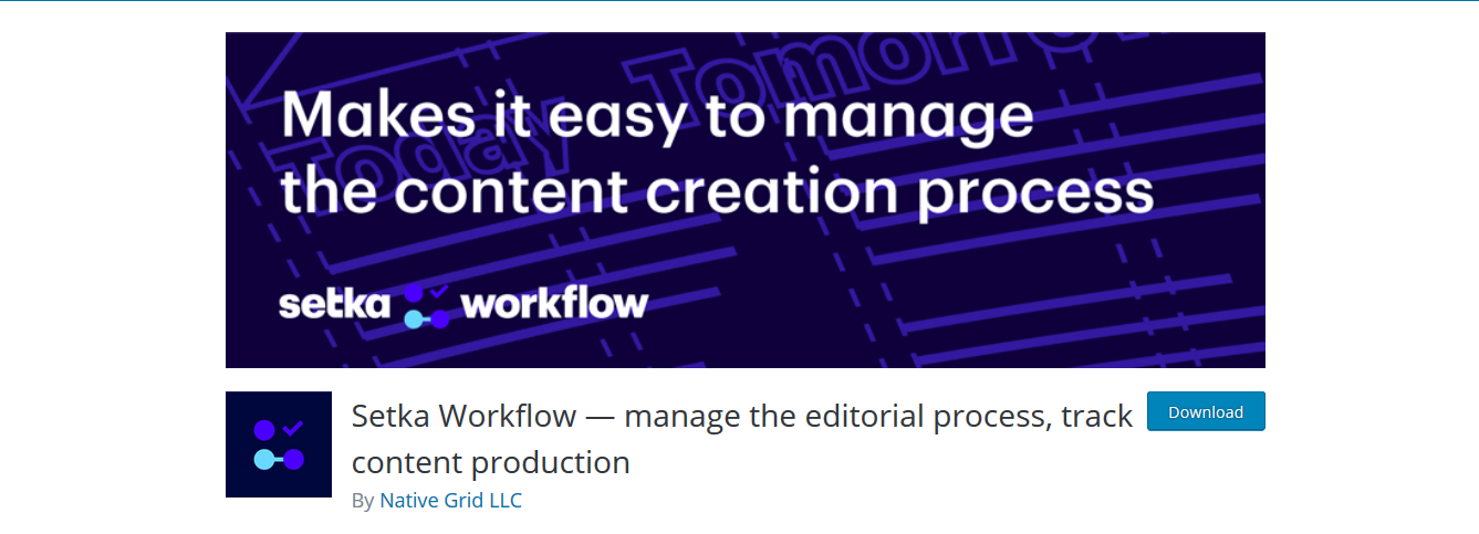 setka workflowplugin