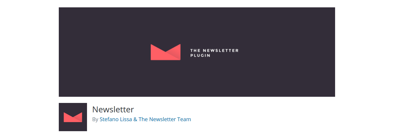 Newsletter email marketing plugin
