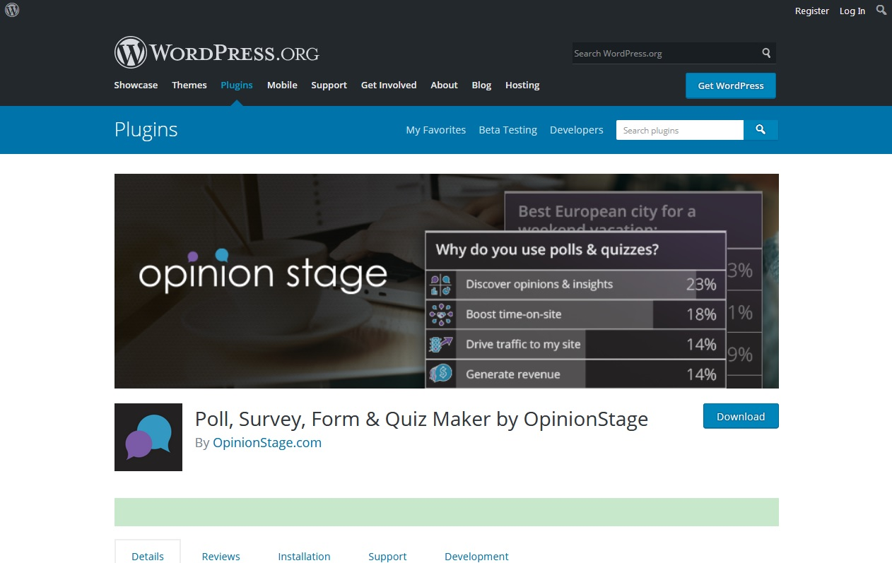 10 Best ways for make surveys on your website 7