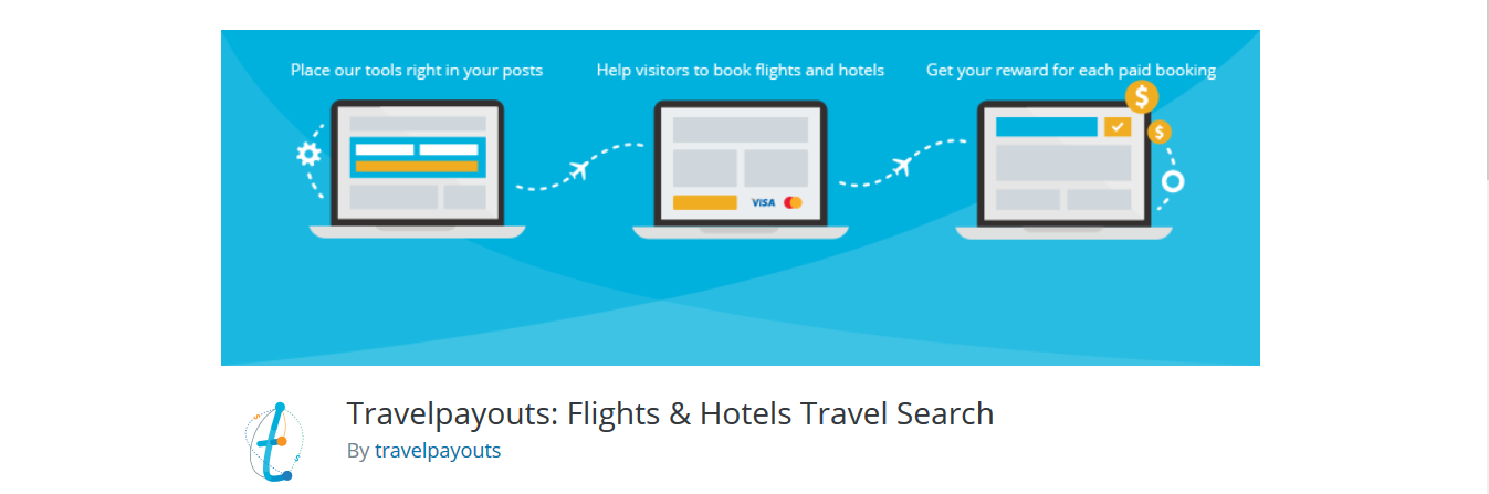 Travelpayouts booking plugin (Hotels and Flights)