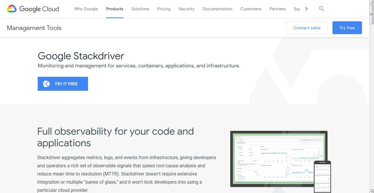 Web Developer Monitoring Tools 8