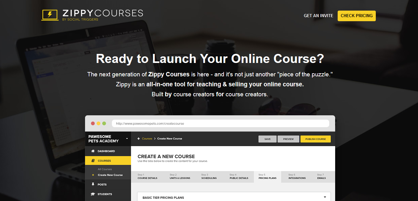 Zippy Courses