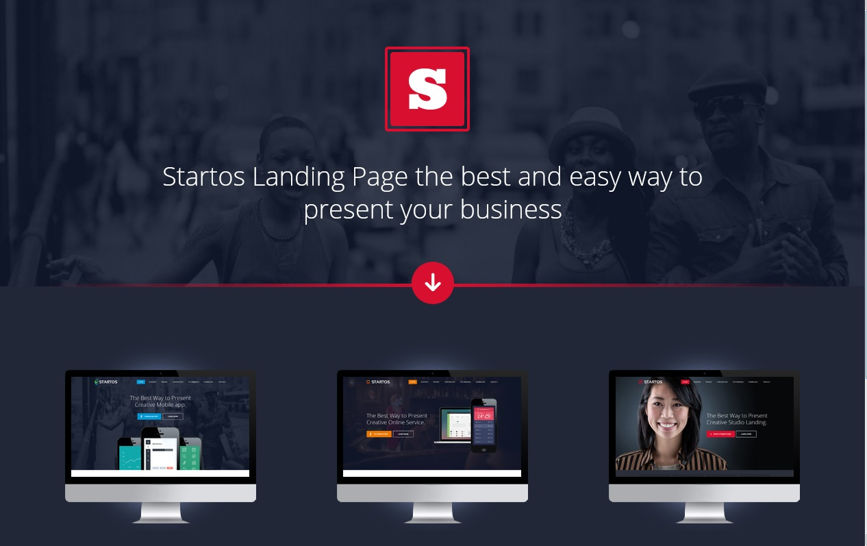 The best wordpress landing page themes for Conversions 7