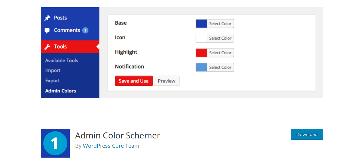 admin_color_schemer