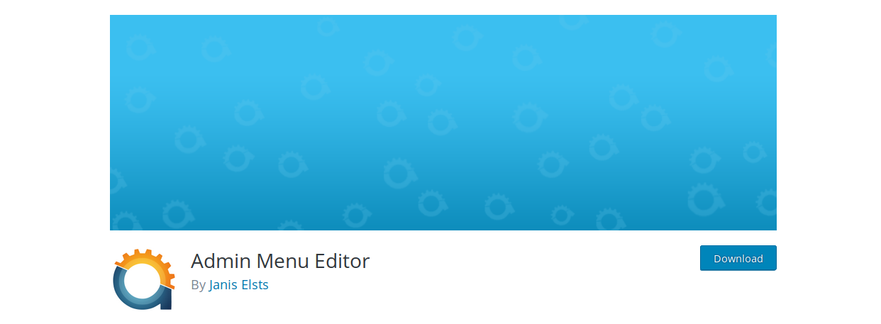admin_menu_editor_WordPress_plugin