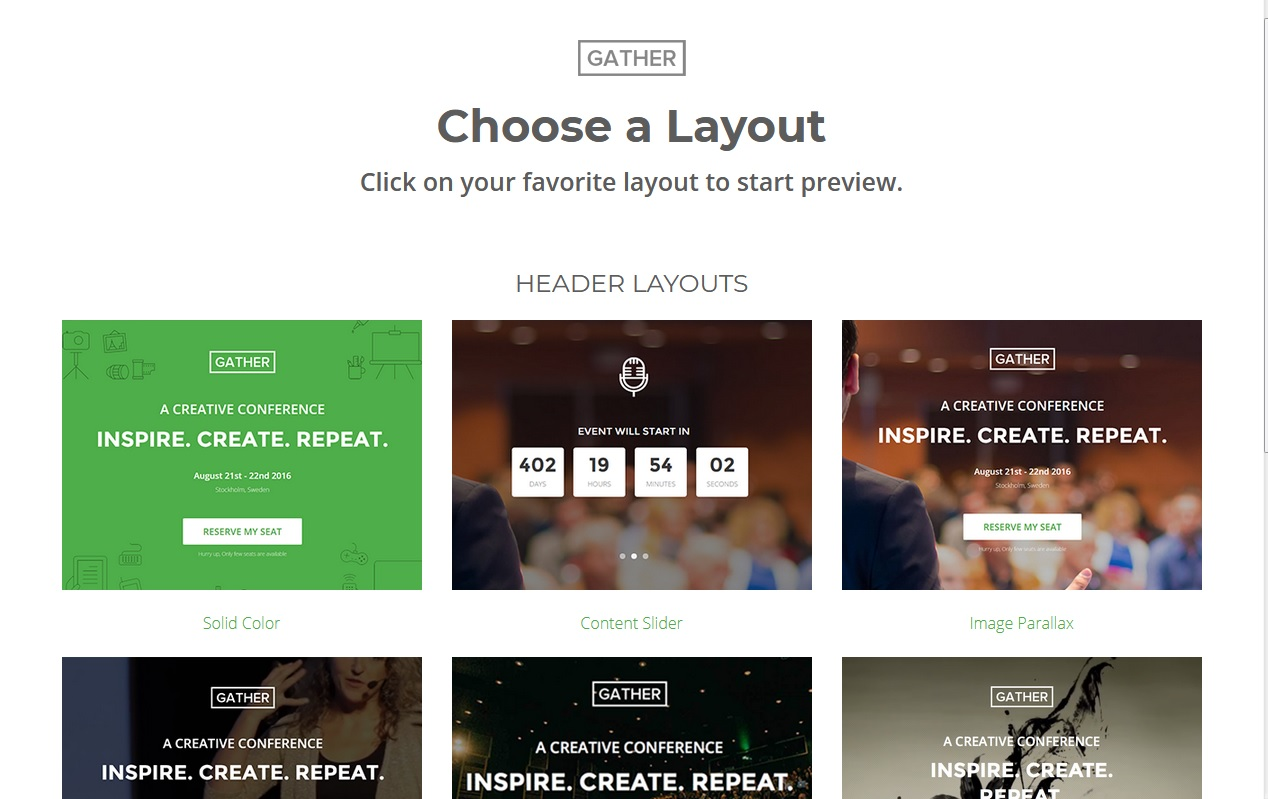 The best wordpress landing page themes for Conversions 3