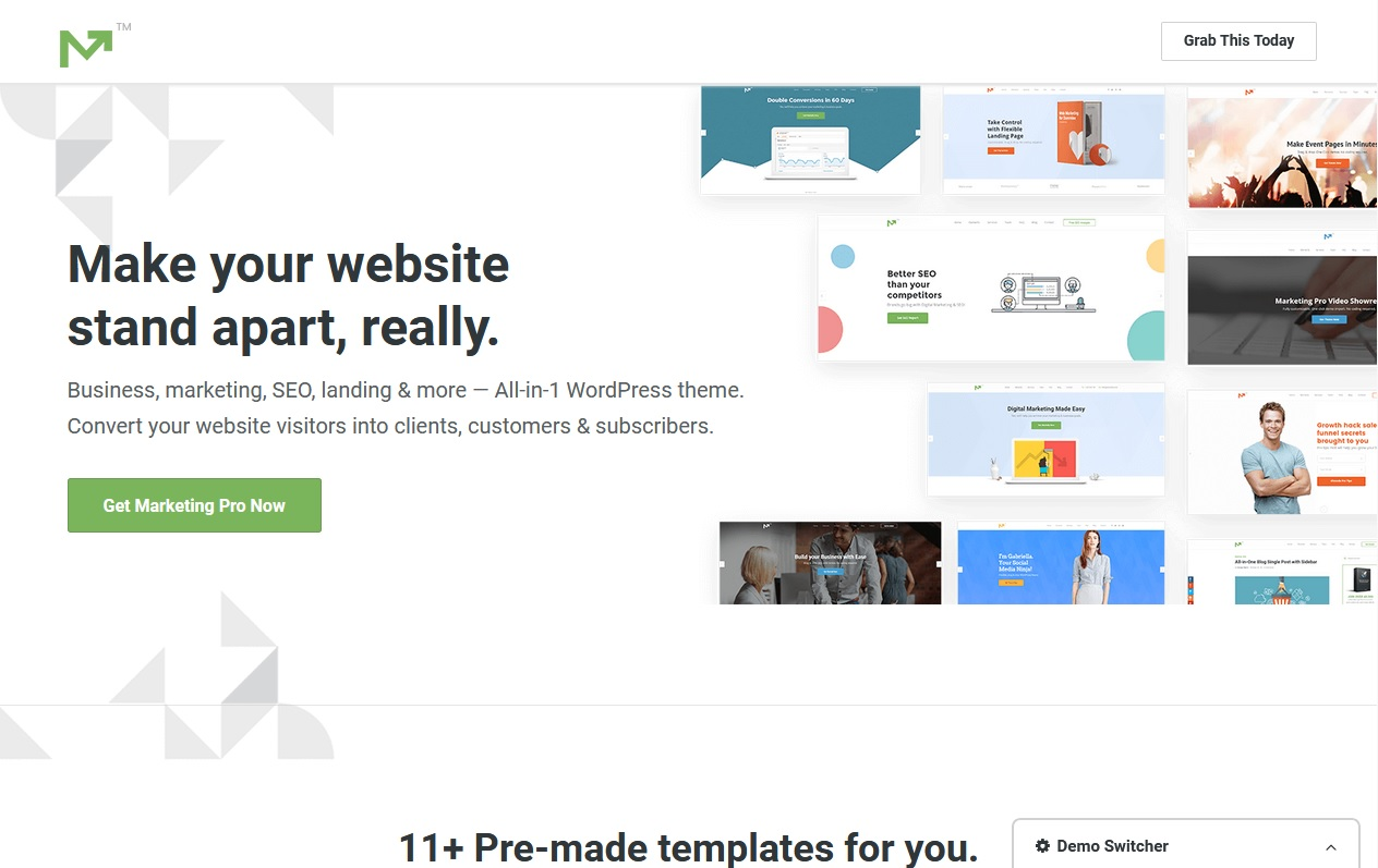 The best wordpress landing page themes for Conversions 2