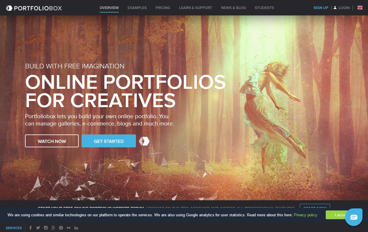 7 Websites to Help You Manage web design portfolio 6