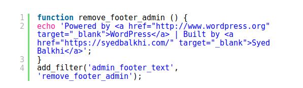 How to improve WordPress admin dashboard 1