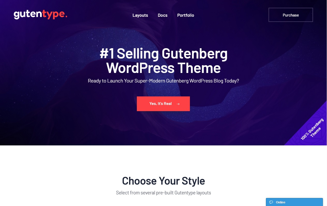 The Best 10 Trends Gutenberg WordPress Themes Compatibility 2