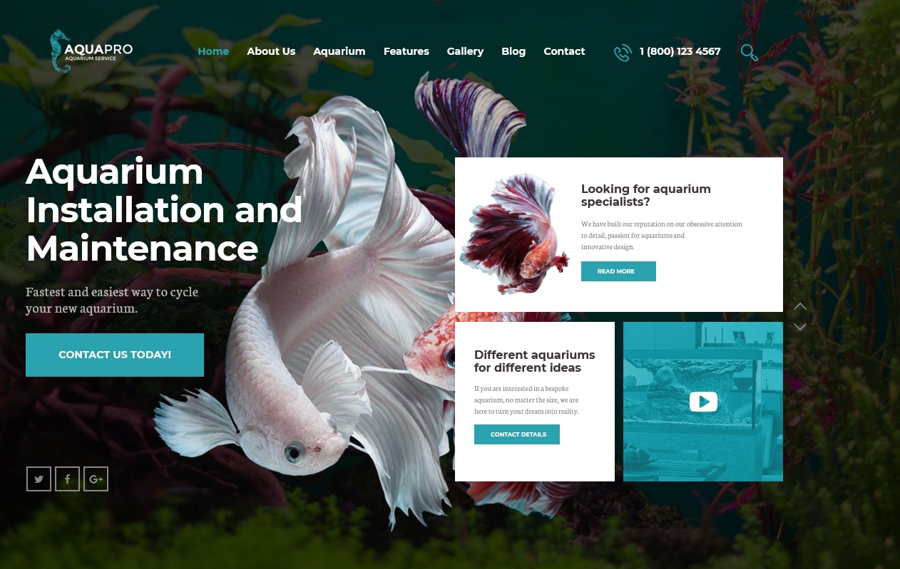 Best House Maintenance Services WordPress Themes To spread your work 5