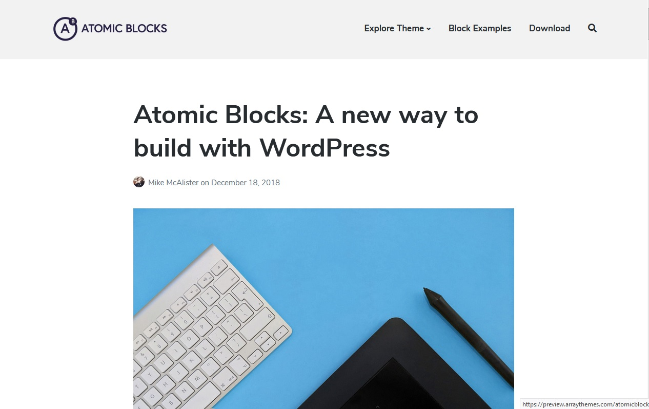 The Best 10 Trends Gutenberg WordPress Themes Compatibility 1