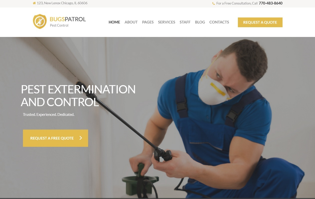 Best House Maintenance Services WordPress Themes To spread your work 1