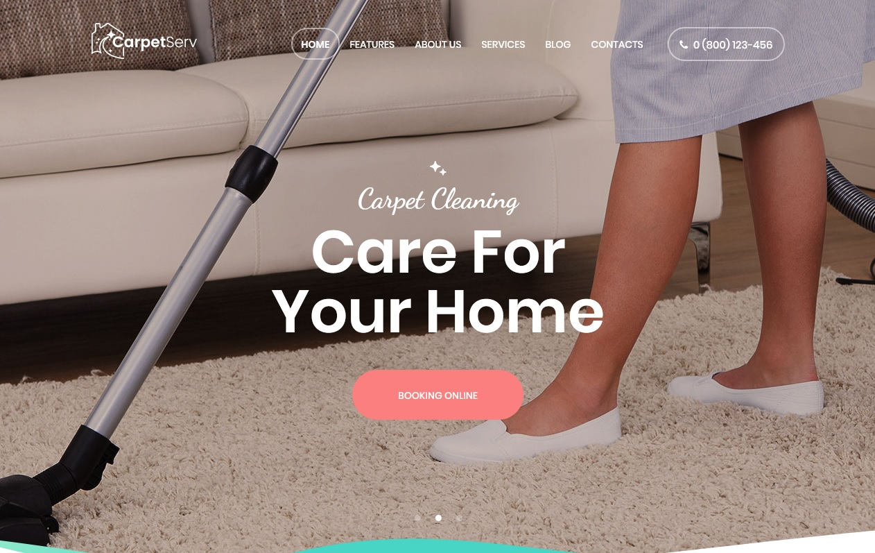 Best House Maintenance Services WordPress Themes To spread your work 9