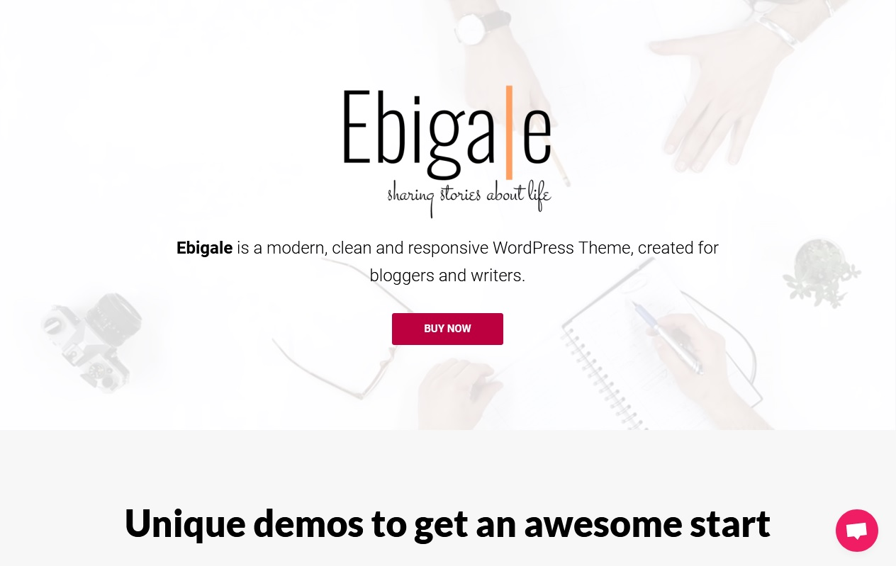 The Best 10 Trends Gutenberg WordPress Themes Compatibility 8