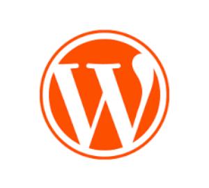 WordPress_logo_orange