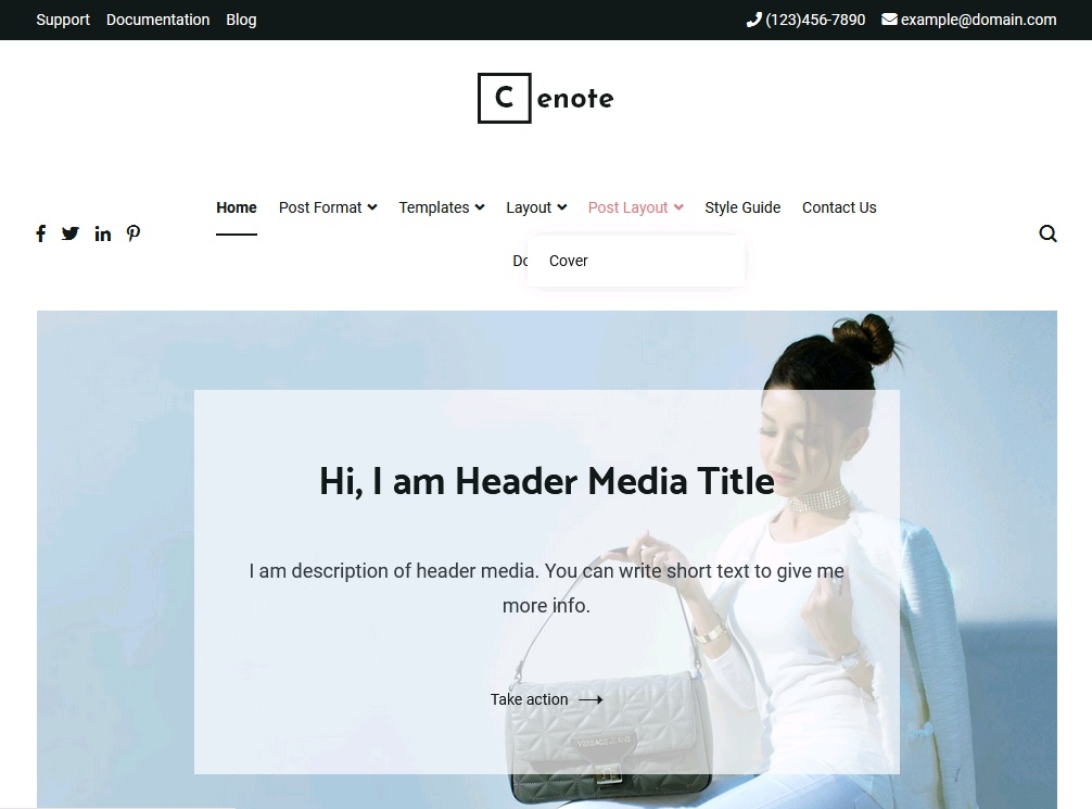 10+ of  best blogging theme for WordPress 5