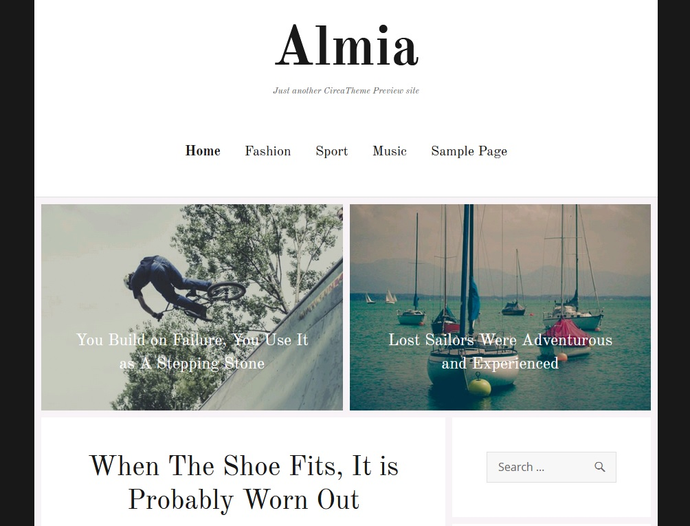 10+ of  best blogging theme for WordPress 3