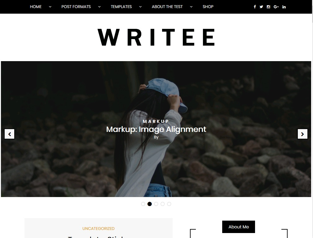10+ of  best blogging theme for WordPress 2