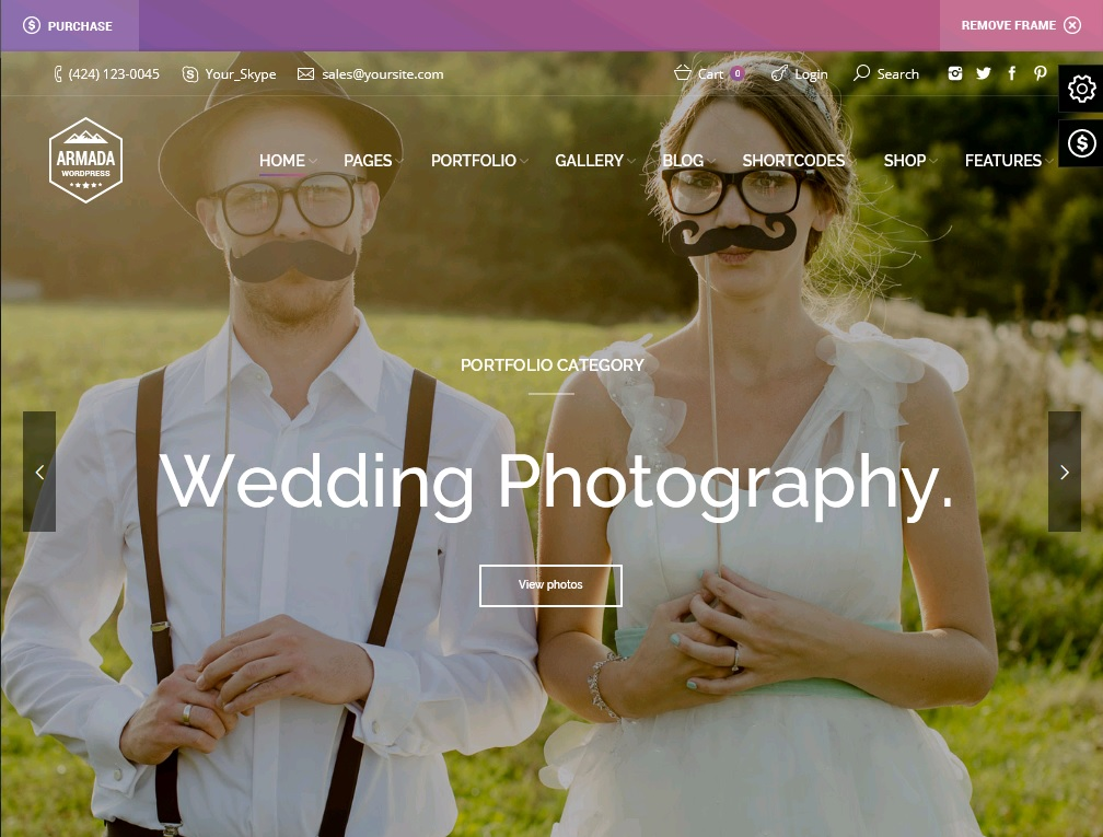 Best Photography Themes for WordPress 6
