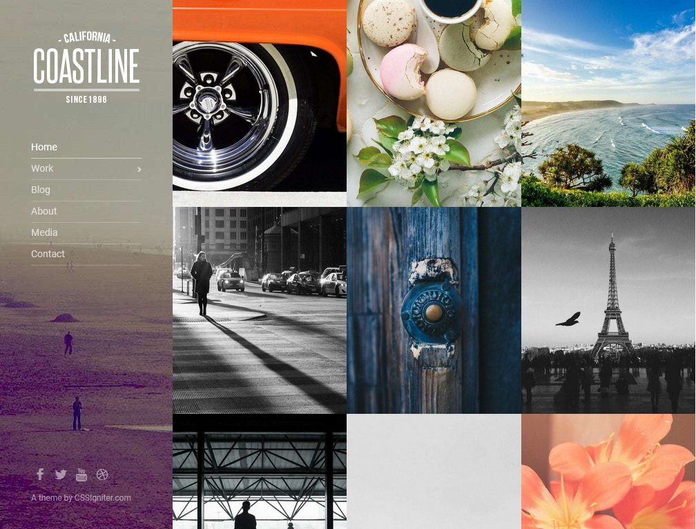 Best Photography Themes for WordPress 10