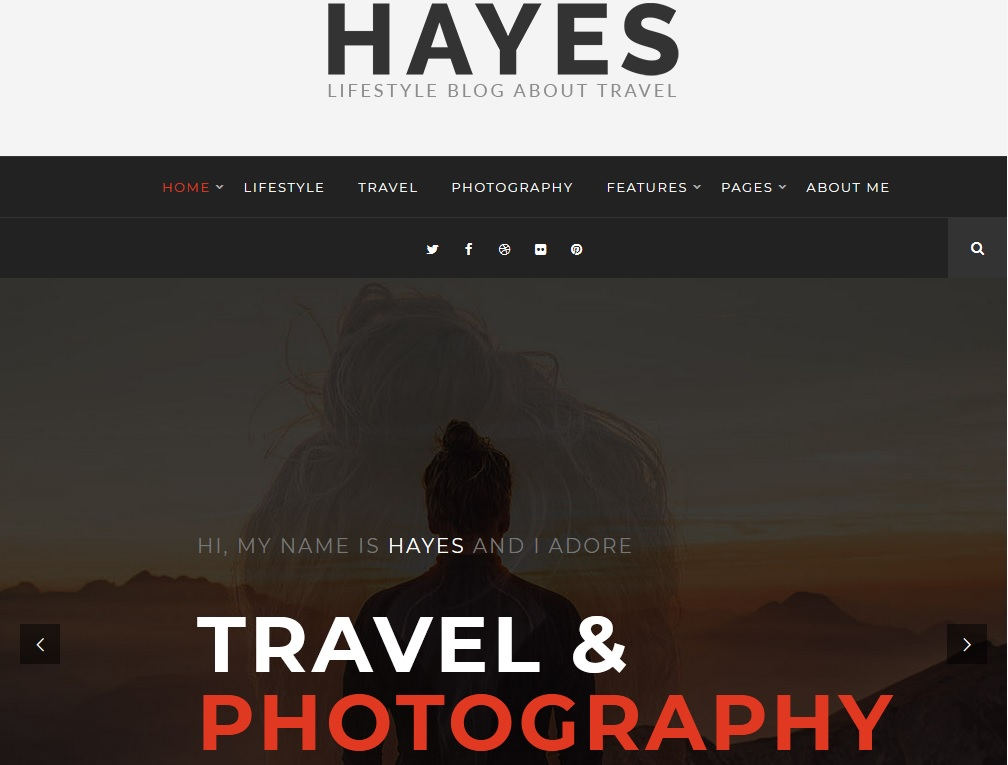 Best Photography Themes for WordPress 9