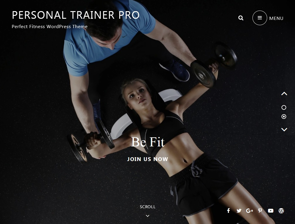 The best martial arts themes for WordPress websites 4