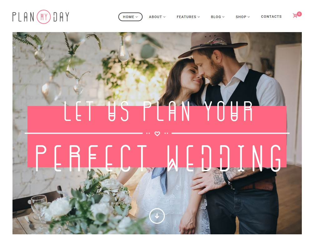 The best flower shop WordPress themes 2020 1