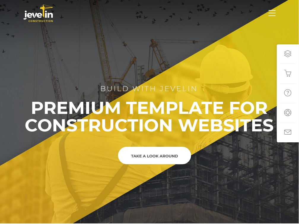 The top 10 Industrial Business WordPress Themes 2021 1