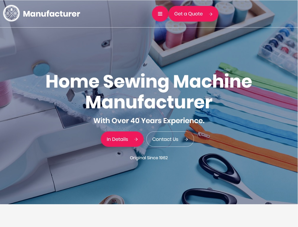 The top 10 Industrial Business WordPress Themes 2021 2