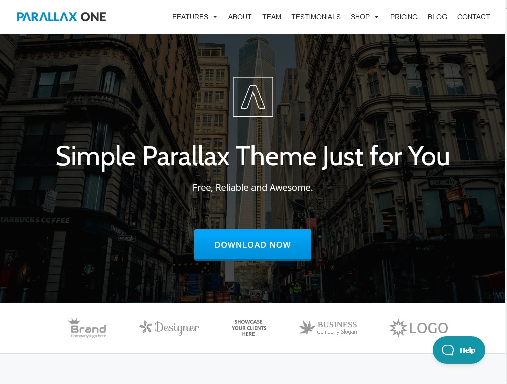 +10 top free WordPress themes 2020 5